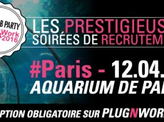 plug&work institut F2i recrutement